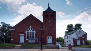 photo of the Second Baptist Church