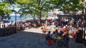 photo of Most of Madison enjoying The Terrace