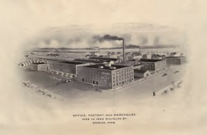 photo of Adams & Kelly Co - Omaha - 1908