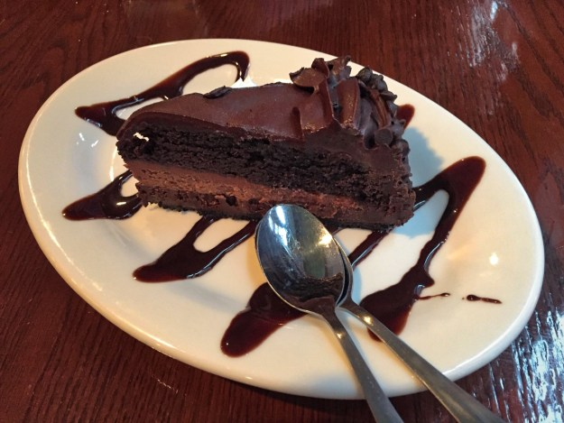 photo of chocolate cake
