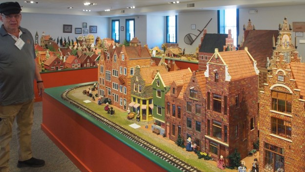 photo of Tour of the Miniature Dutch Village with Doug Heerema