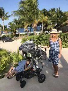 Toddler Travel: Stroller