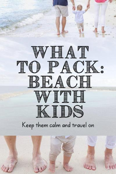 Looking for ideas of what to pack with kids at the beach? I've compiled this list of the best gear and hacks I've used to keep my kids sane at the beach. Check out this family-friendly beach tips! Click through to discover these beach must-haves!
