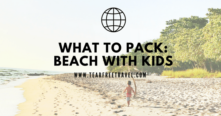 The Best Toddler Beach Gear for An Effortless Trip to the Beach