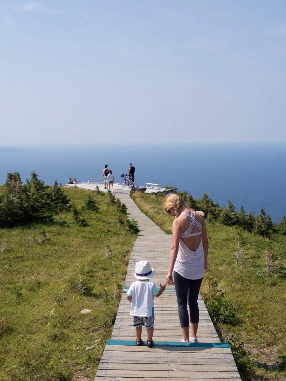 Skyline Trail Cabot Trail Cape Breton Nova Scotia