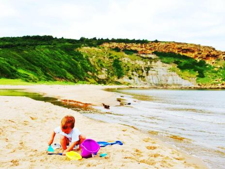 Toys to bring on Vacation: Sand Toys