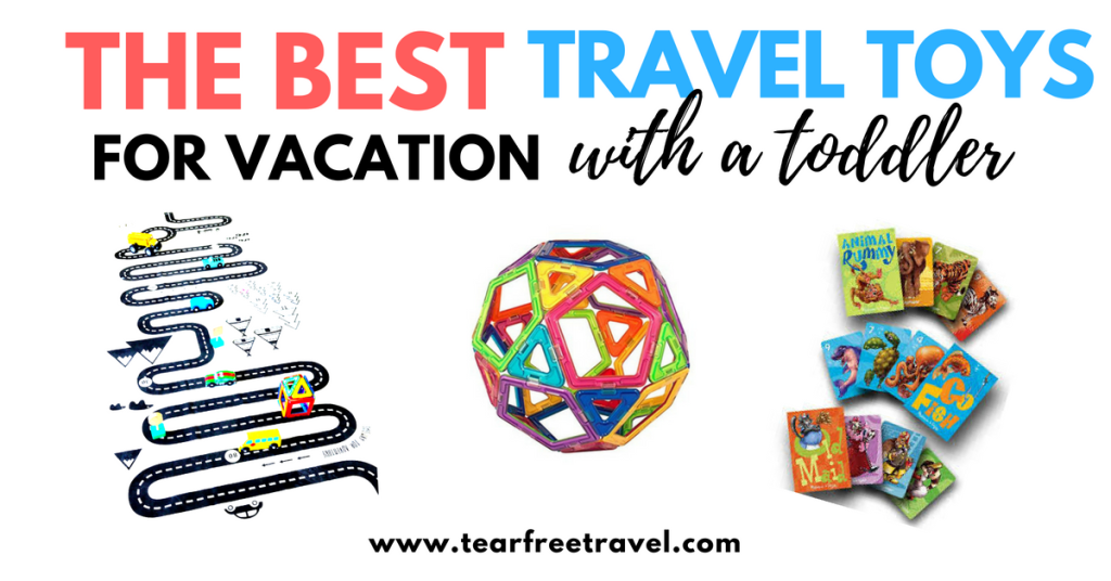 The Best Travel Toys Featured Image