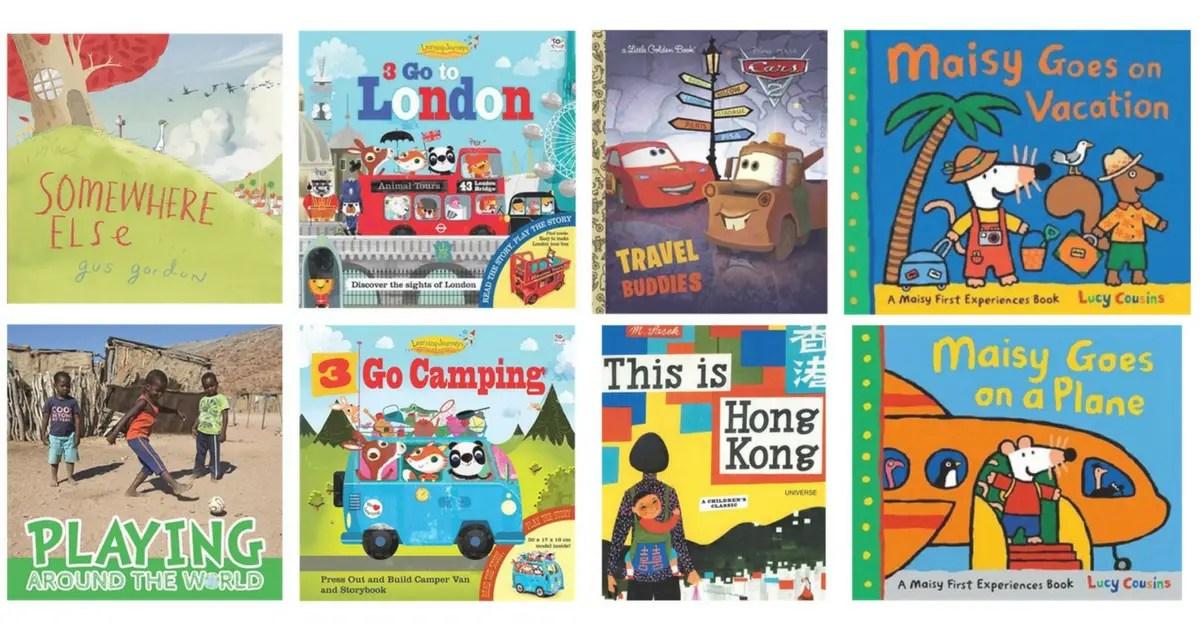Kids Travel Books