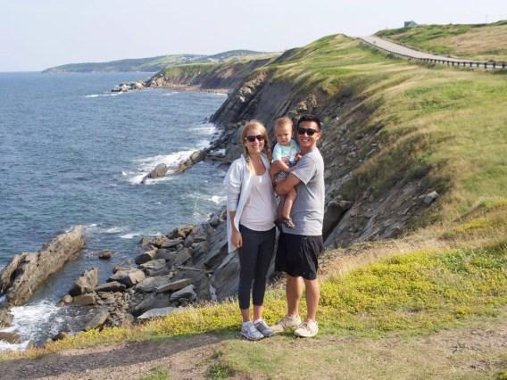 Cabot Trail. Cape Breton Nova Scotia with Kids.