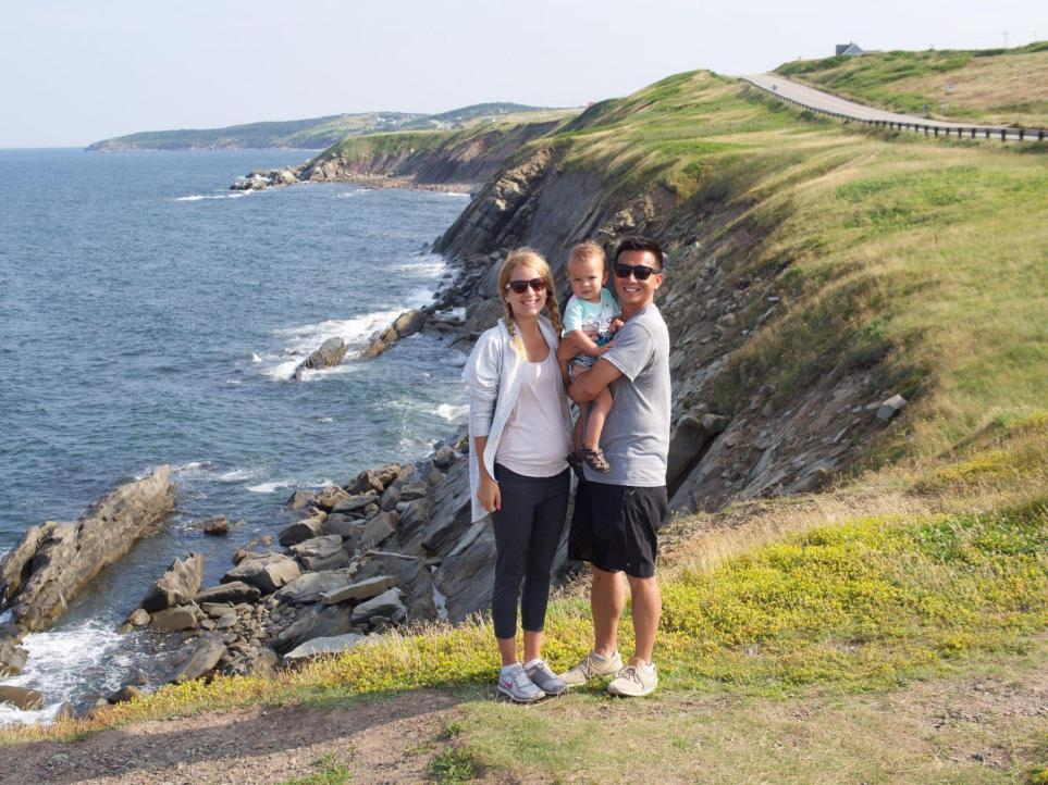 Cabot Trail. Cape Breton Nova Scotia with Kids.