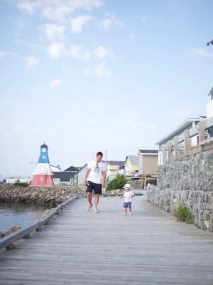 Cheticamp Cape Breton with Kids