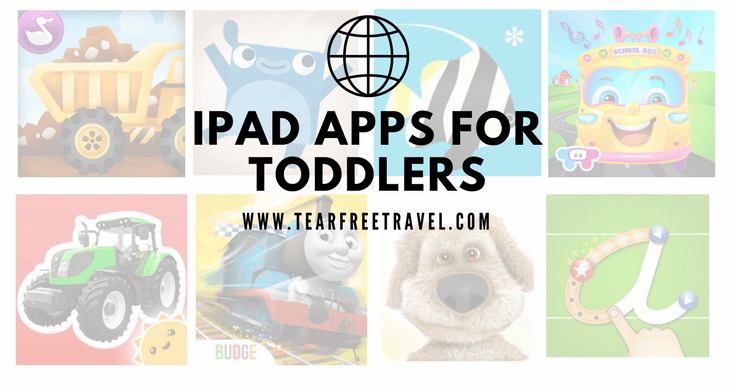 Educational iPad Apps for Toddlers