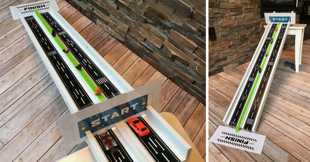 Ikea DIY Car Ramp