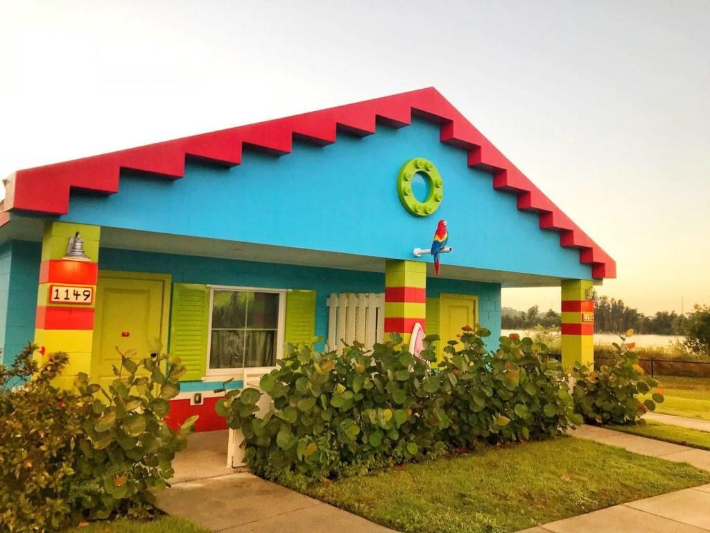 Legoland Beach Retreat Room Review
