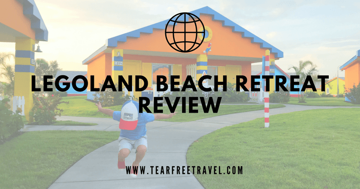 LEGOLAND Beach Retreat Review