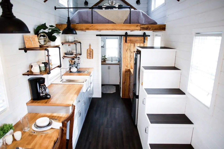 cozy tiny house rental