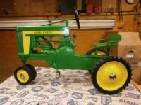 Steven Kent Collectible Pedal Tractors & Farm Toys Auction