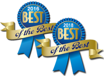 Image of Best of the Best award!