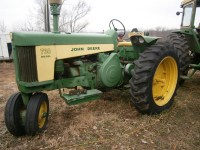Richard 'Diesel Dick' Saunders Estate: Large Auction of Antiques, Collectibles, Tractors, Machinery, Primitives, Horse Equipment