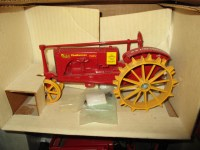 Paul & Lois Alm Estate: Antiques, Collectibles, Ertl Tractors & Toys, Cookie Jars, Crocks, Glassware, Household, Miscellaneous