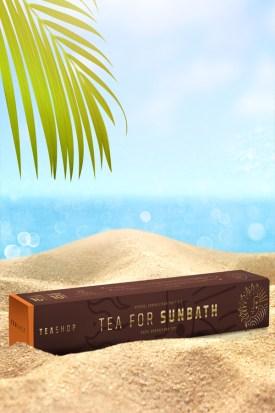 Sunbath Tea Bag – Bronzlaşma Çayı Müslin Poşet– 6 Premium Bag
