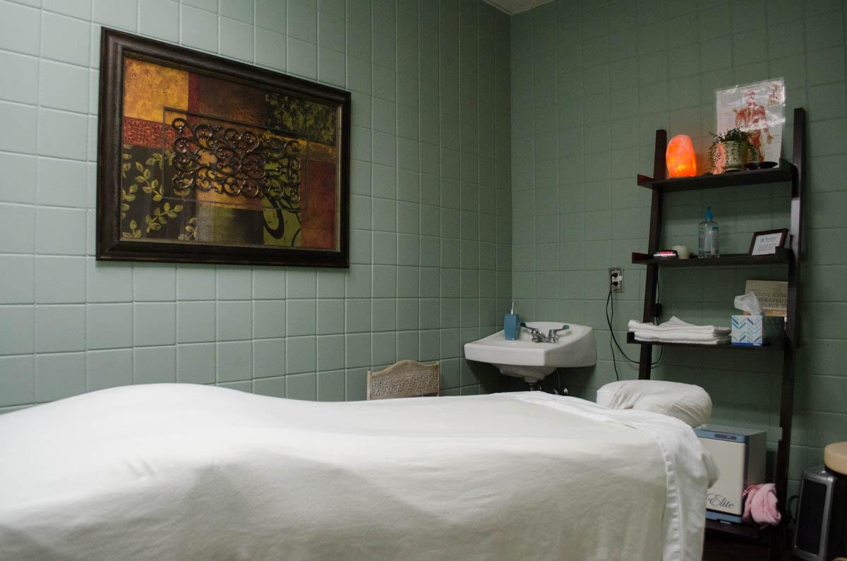 Massage Manicure Pedicure Facial Waxing Body Treatment Spa