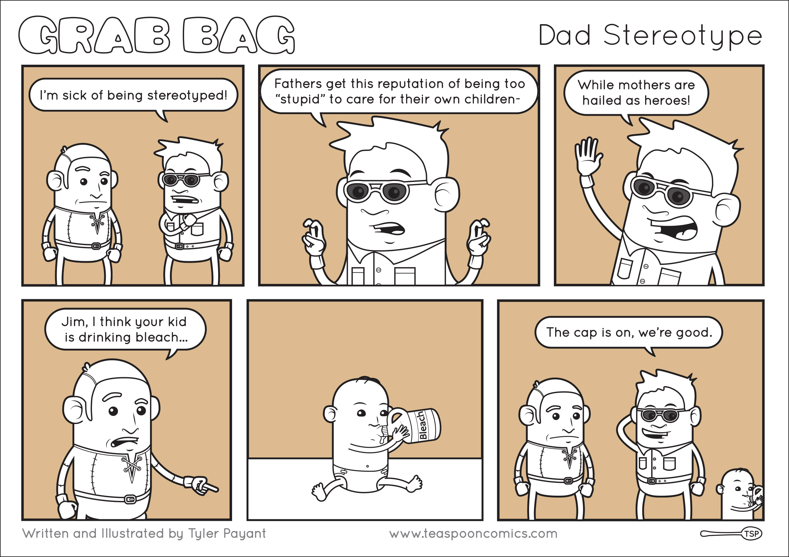 Dad Stereotype