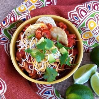 Margarita Turkey Chili