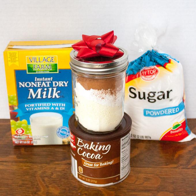 How to Make Homemade Hot Cocoa Mix | @TspCurry