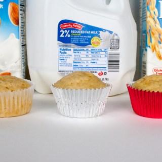Almond Milk vs Milk: Which Bakes the Best Muffin?