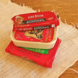Watercress Sardine Tea Sandwiches | The Recipe ReDux