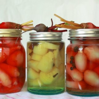 Pickled Candy Cane Beets | The Recipe ReDux