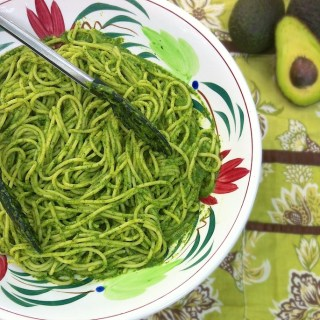 Spinach Avocado Alfredo Sauce | The Recipe ReDux