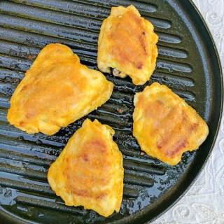 Sticky Apricot Glazed Chicken