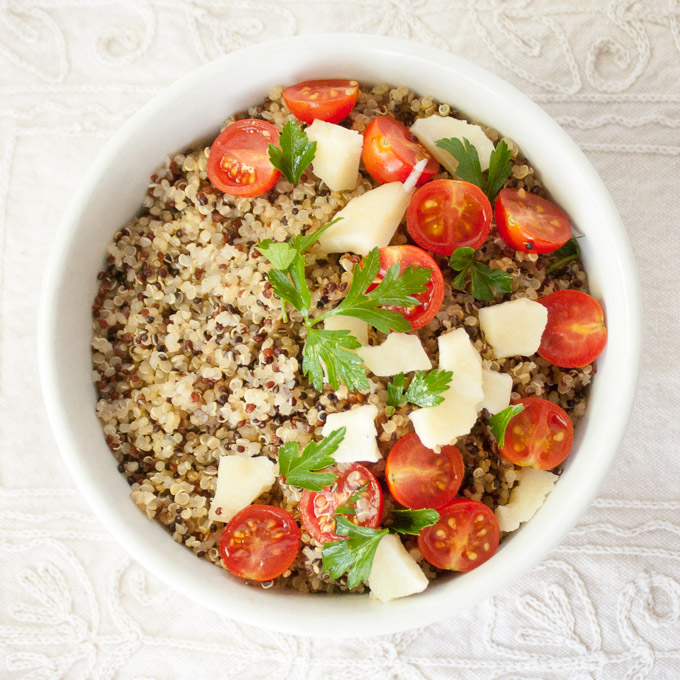 3 Easy Flavor Boosts for Whole Grains | @TspCurry