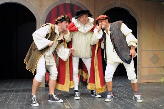 Shakespeare pir