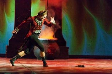 Balet Macak u cizmama u HNK Split
