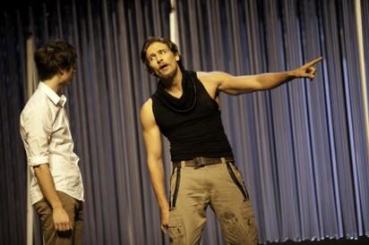 Split,070112-Romeo i Julija20120110,Split- Premijera Romeo i Julija u HNK Split Foto:Matko Biljak