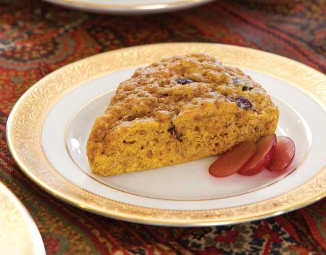 Pumpkin-Cranberry-Scones