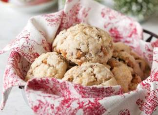 Pecan-Butterscotch Scones