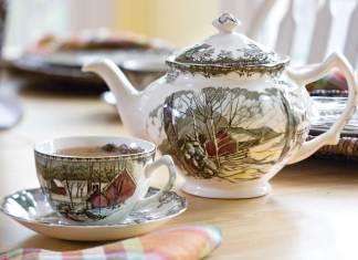 Teatime Thankfulness
