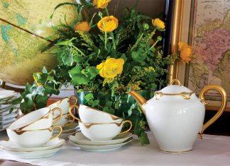 Bon Voyage Tea