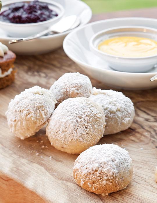 Russian Almond Tea Cakes