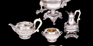 The Chitra Collection: Stunning Silver Wares
