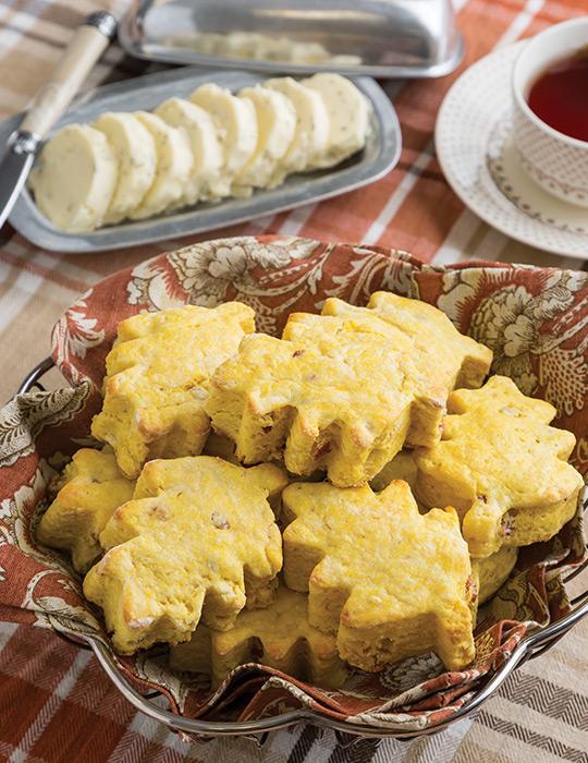 Rosemary-Honey Butter