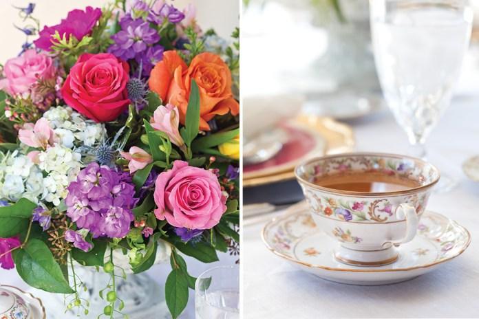 A Grand Birthday Tea