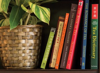 Holiday Gift Guide: 15 of the Best Books for the Tea Lover's Library