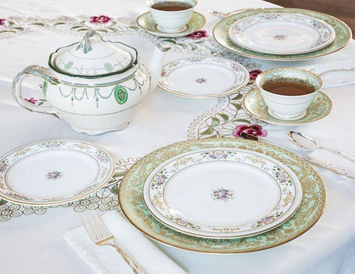 Treasure Teapot: A Regal Soiree