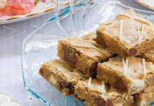 Double Chocolate Blondies