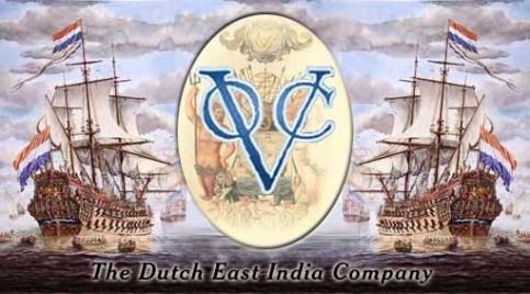 Dutch East India Company c.1620
